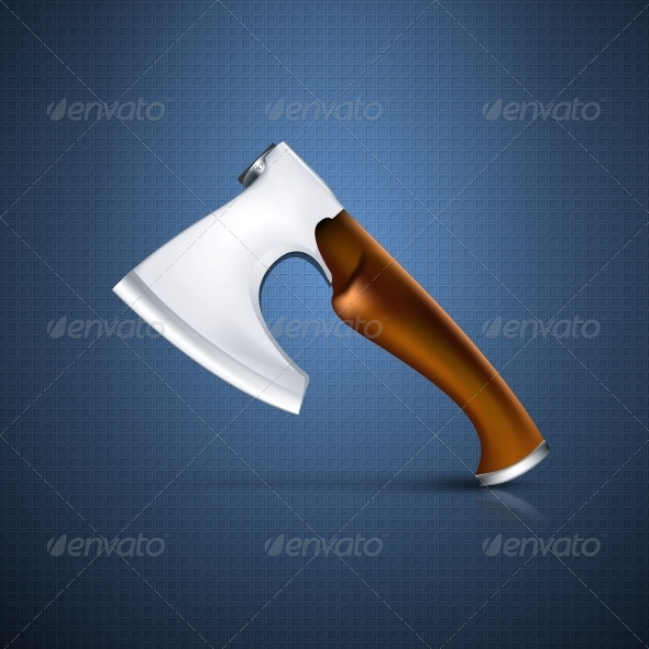 GraphicRiver Axe Tool 6556040