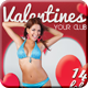 Valentines Flyer - GraphicRiver Item for Sale