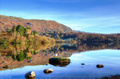Hills reflected in Grasmere - PhotoDune Item for Sale