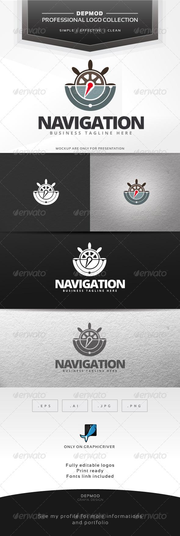 GraphicRiver Navigation Logo 6562642