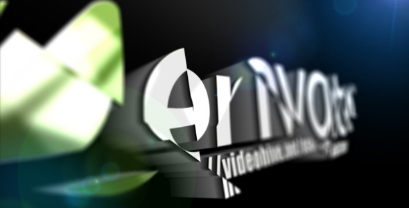 After Effects Project - VideoHive Slice Logo Reveal 688167