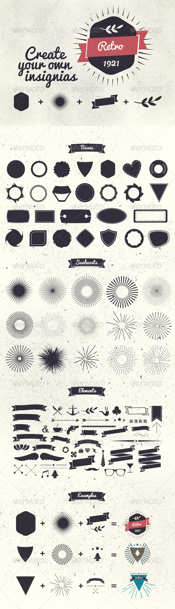 GraphicRiver Badge Creator Kit 6563620