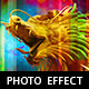 Abstract Photo Effect Template - GraphicRiver Item for Sale