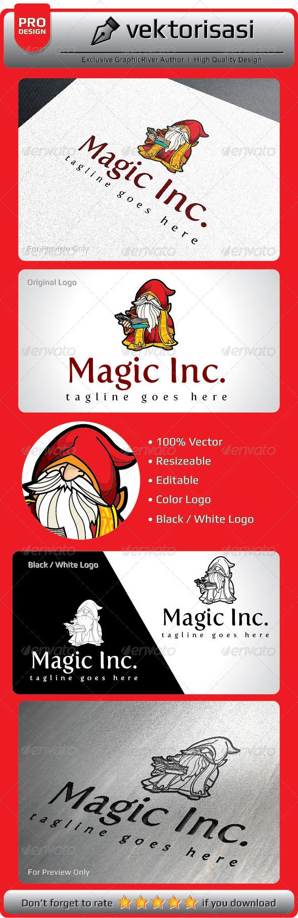 GraphicRiver Magic Inc 6567357