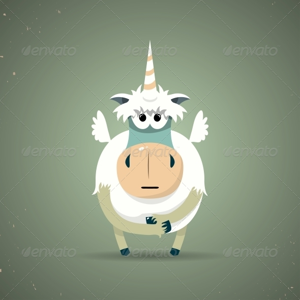 GraphicRiver Unicorn 6567423