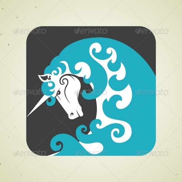 GraphicRiver Unicorn 6567424
