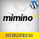 Mimino - Clean and Modern WordPress Theme - ThemeForest Item for Sale