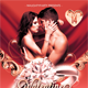 Valentine Seduction V2 Flyer Template - GraphicRiver Item for Sale