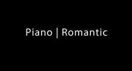 Piano | Romantic