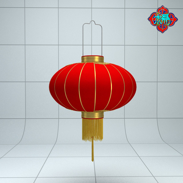 3DOcean Chinese traditional Lantern A 6575703