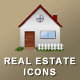 30 Real Estate Icons - GraphicRiver Item for Sale