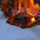 Burning Piece of Paper - VideoHive Item for Sale
