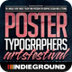 Typography Flyer/Poster Vol. 2 - GraphicRiver Item for Sale