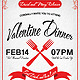 Valentine Dinner Invitation - GraphicRiver Item for Sale