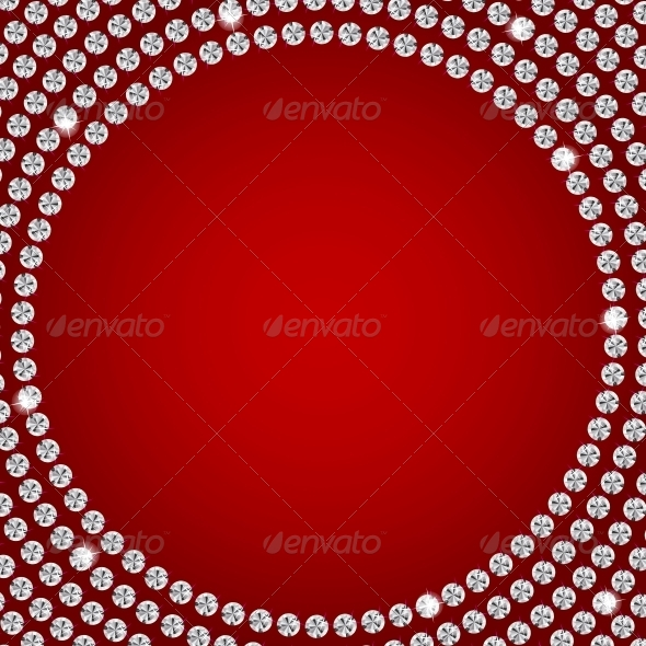 GraphicRiver Abstract Diamond Background 6579882