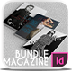 Magazine Bundle Vol 01 - GraphicRiver Item for Sale