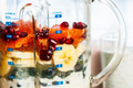 Blender with fruit and yogurt for smoothies - PhotoDune Item for Sale