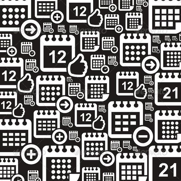 GraphicRiver Calendar a Background 6581645