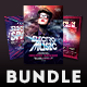 Party Flyer Bundle Vol.19 - GraphicRiver Item for Sale
