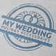 Stamp Wedding - GraphicRiver Item for Sale