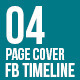 Facebook Timeline Cover Vol.4 - GraphicRiver Item for Sale