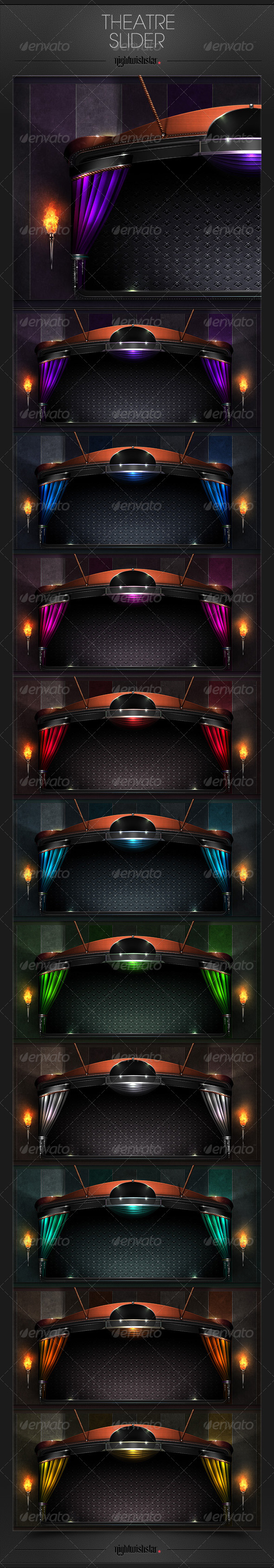 GraphicRiver Theatre Slider 6584960