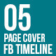 Facebook Timeline Cover Vol.5 - GraphicRiver Item for Sale