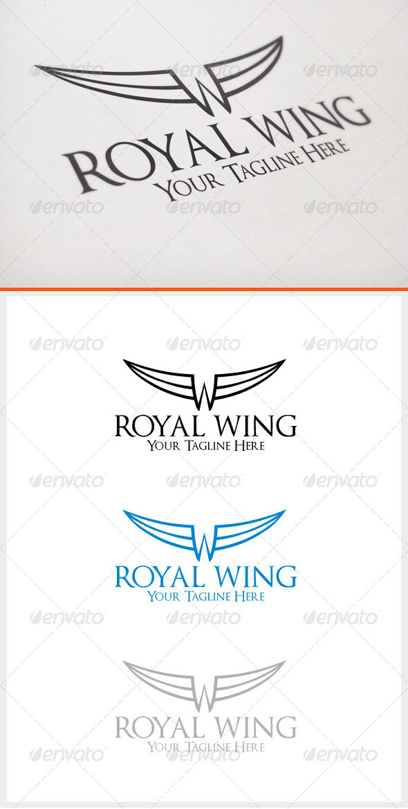 GraphicRiver Royalwing 6586191