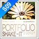 Shake-It Stylish Portfolio - VideoHive Item for Sale