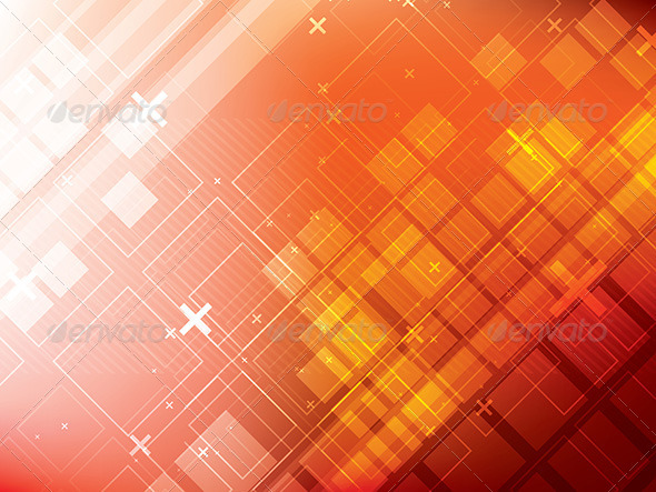 GraphicRiver Futuristic Technology Abstract Background 6586209
