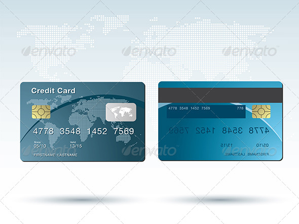 GraphicRiver Credit Card 6586598