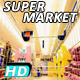 Shopping Cart Supermarket - VideoHive Item for Sale