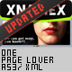 One Page Lover - AS3/XML Template - ActiveDen Item for Sale