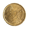 Twenty euro cents - PhotoDune Item for Sale
