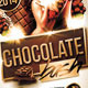 Chocolate Bash Party Flyer - GraphicRiver Item for Sale