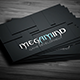 Bundle-Megamind Creative Business Card - GraphicRiver Item for Sale