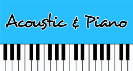 Acoustic and Piano