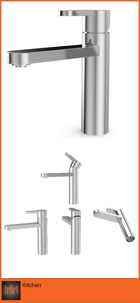 3DOcean kitchen accessories 6594727