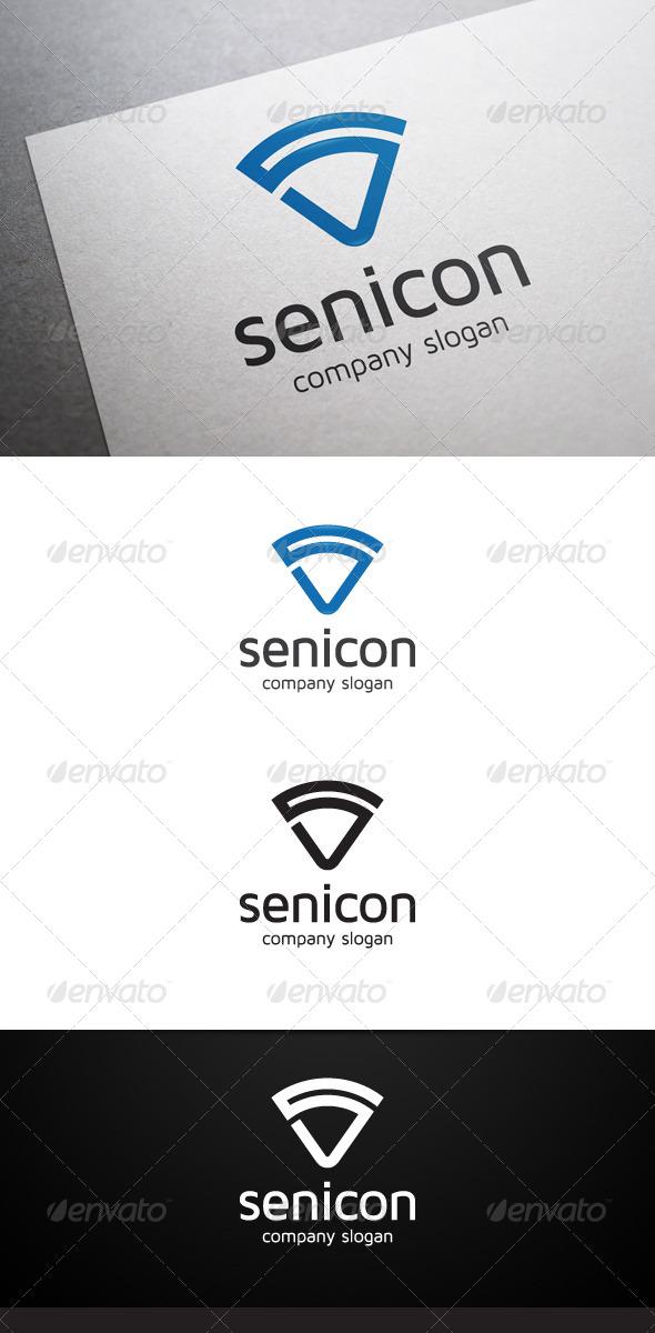 GraphicRiver Senicon S Letter Logo 6601910