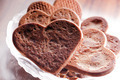 Heart shaped gingerbread cookies - PhotoDune Item for Sale
