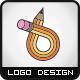 Pencil Studio Logo - GraphicRiver Item for Sale