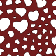 Valentine's Day Background Seamless Pattern - GraphicRiver Item for Sale