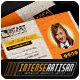 IntenseArtisan Business Card Vol.44 - GraphicRiver Item for Sale