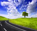 Highland road - PhotoDune Item for Sale