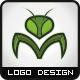 Mantis Design Logo - GraphicRiver Item for Sale