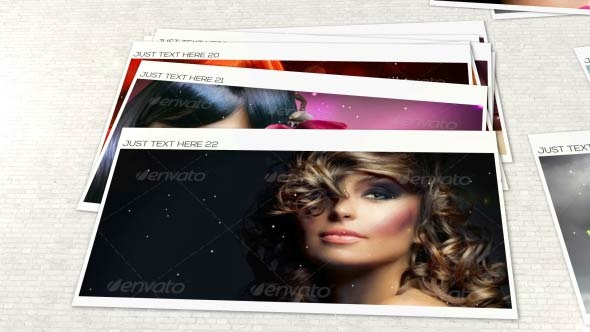 VideoHive Photo Gallery Pure 6609024