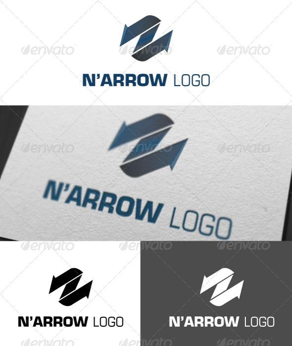 GraphicRiver Narrow Logo Template 6604314