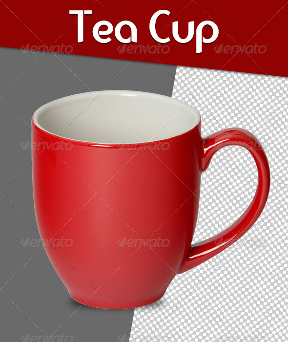 GraphicRiver Tea Cups 6609120