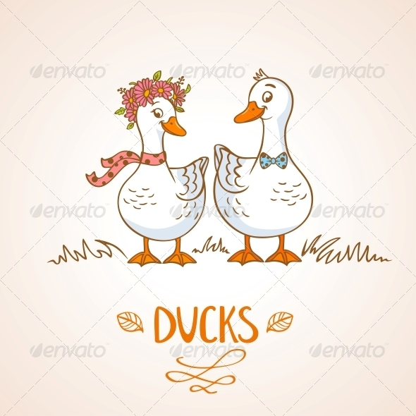 GraphicRiver Ducks 6609674