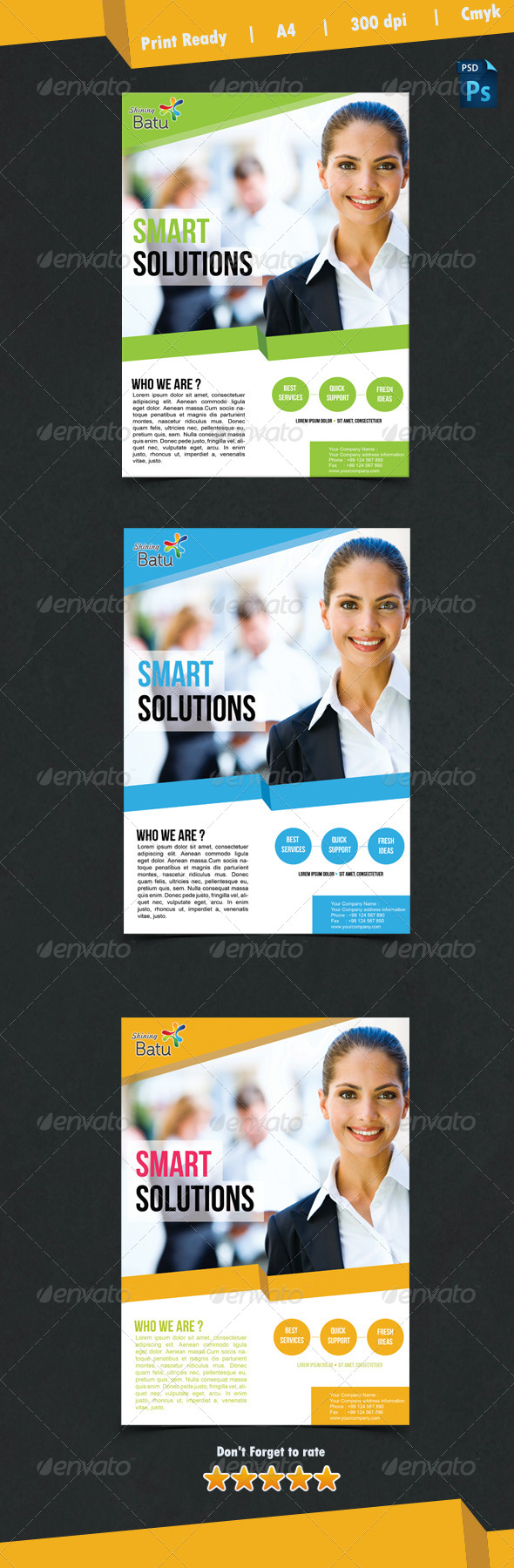GraphicRiver Simple Business Vol.1 6611019